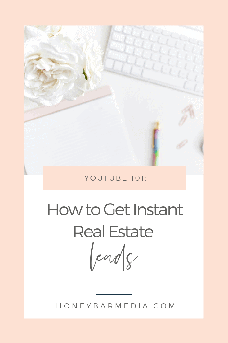 Real estate leads from YouTube? It's easier than you think! Repin, and then watch my interview with Realtor Karin Carr to get the inside scoop on how she gets so many quality leads from her YouTube channel!